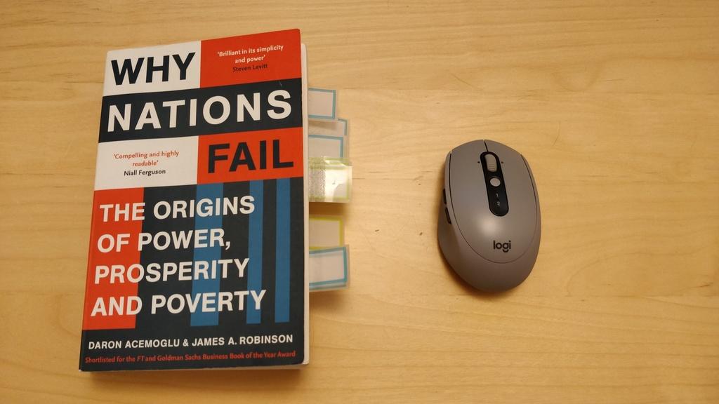 why nations fail book summary
